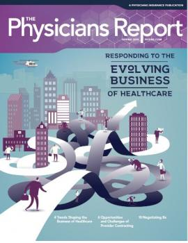 The Physicians Report - Spring 2019