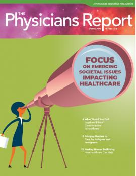 Cover: 2020 Summer, Emerging Social Issues Impacting Healthcare
