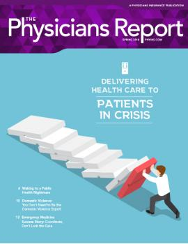 Spring 2018 Delivering Health Care to Patients in Crisis